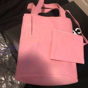 Lanvin Leather tote bag